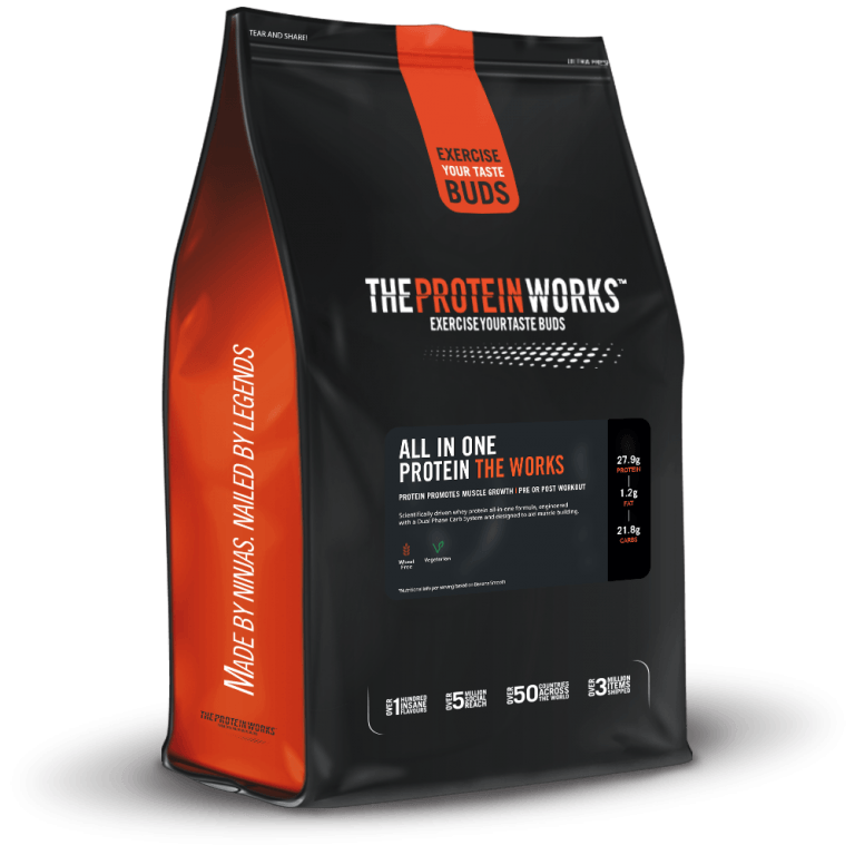All In One Protein The Works
